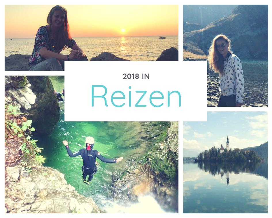 2018 in reizen
