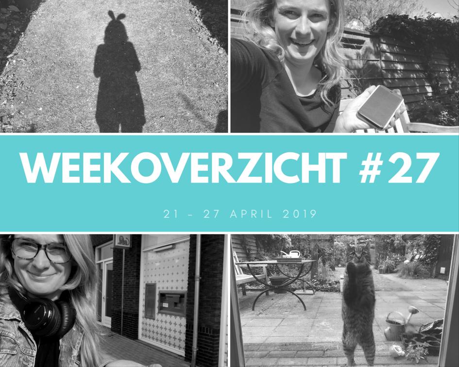 Weekoverzicht #27: een geblokkeerde betaalpas