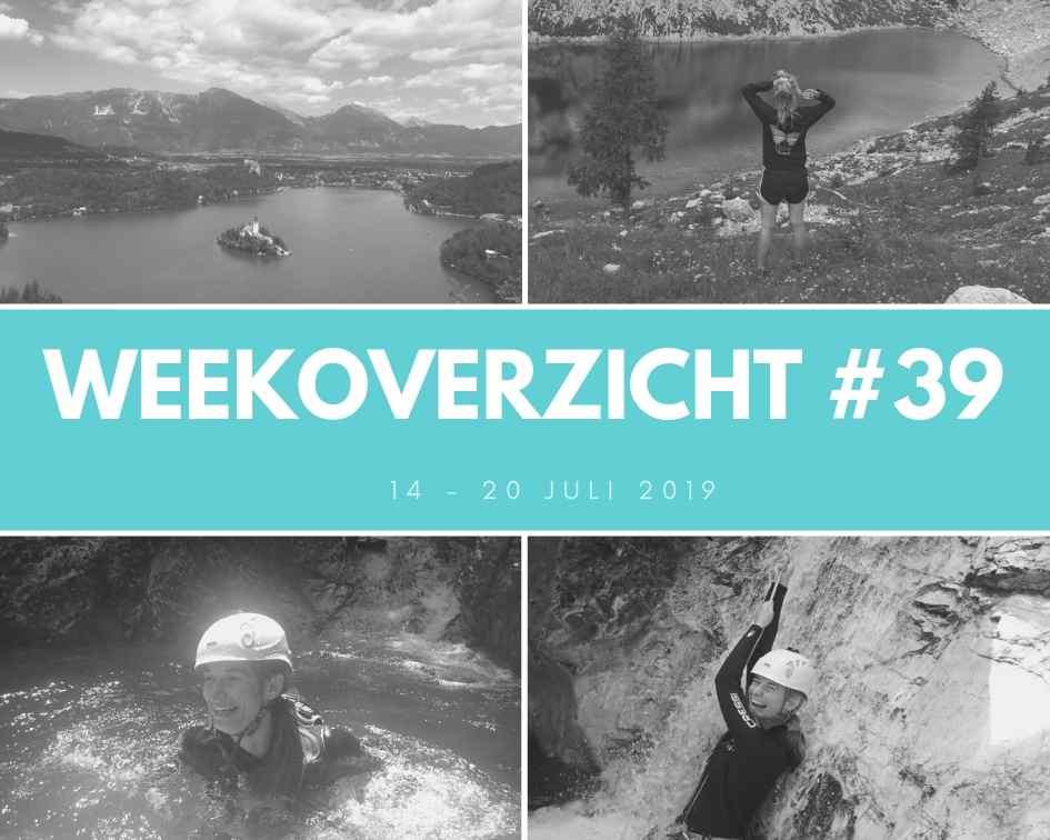 Weekoverzicht #39: Seven lakes en een canyon
