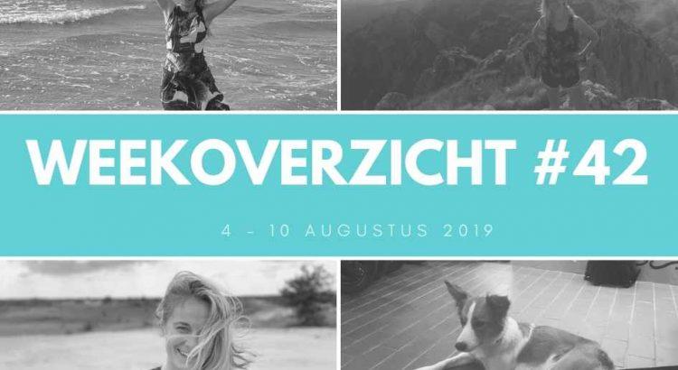 Weekoverzicht 42: mijn terugreis uit Slovenie naar Nederland.