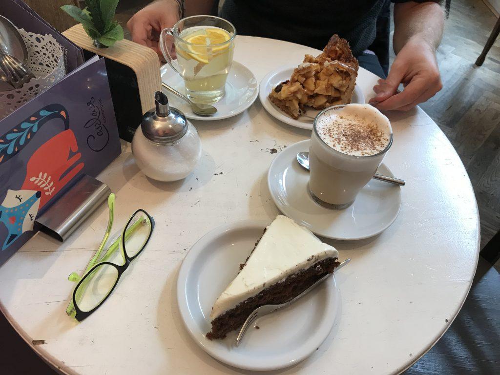 koffie en taart