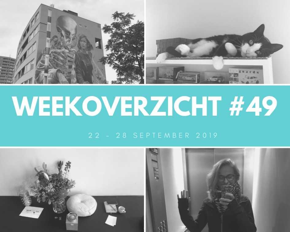 Weekoverzicht #49: street art en lichter leven