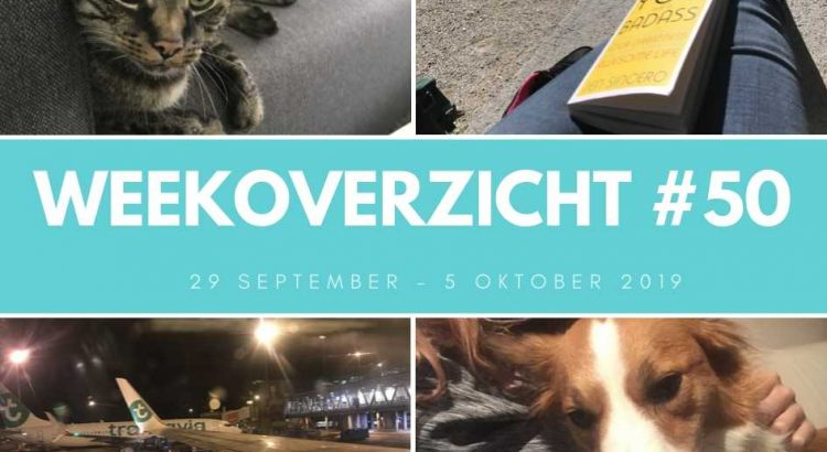 Weekoverzicht #50: Mijn eerste week terug in Slovenië