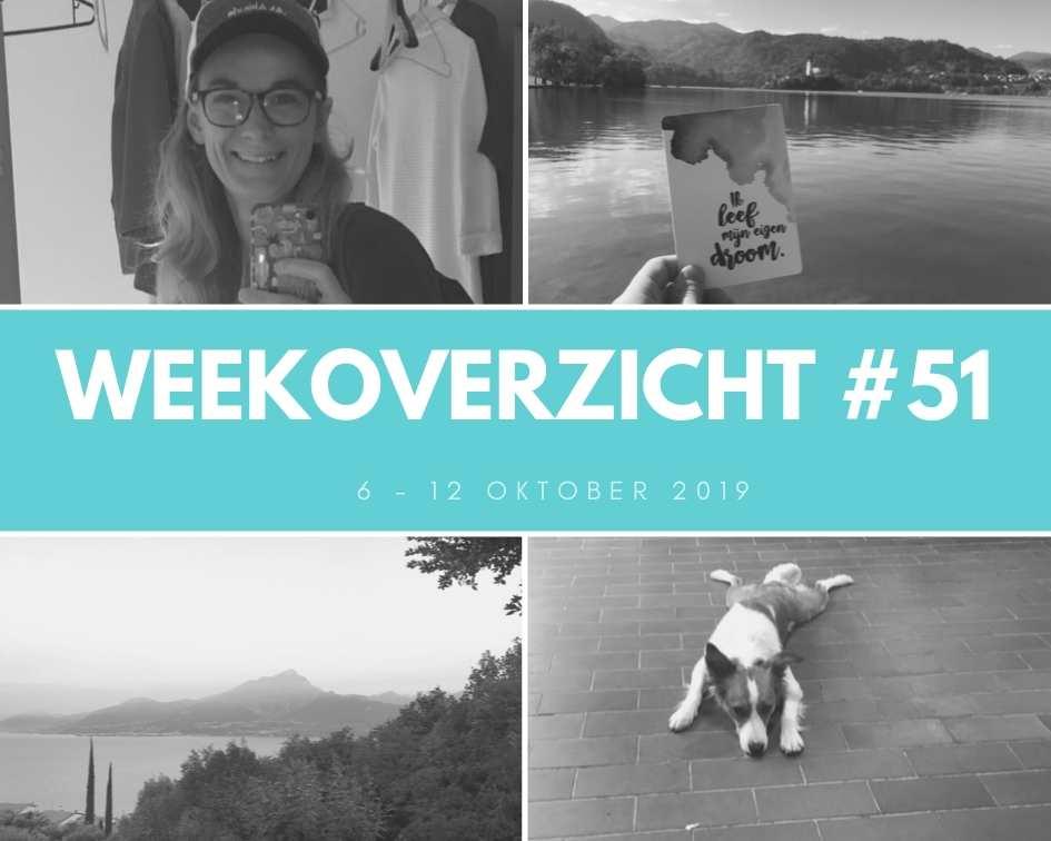 Weekoverzicht #51: wandelen en naar Gardaland
